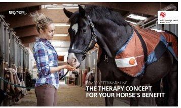 The Therapy concept for your horses benefit