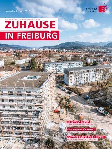 Zuhause in Freiburg