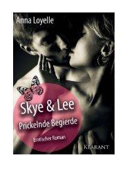 Sky und Lee, Prickelnde Begierde von Anna Loyelle