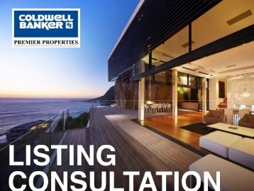 2018 Listing Presentation Generic Southern Region