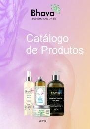 Catálogo Bhava Biocosméticos - jun/18