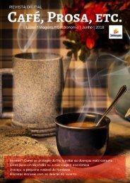 Revista Café, Prosa, Etc. Junho18