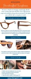 Stylish and Quality Sunglasses | Handcrafted Sunglasses