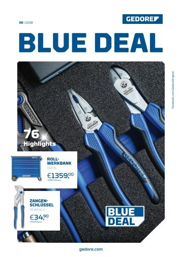 Gedore BlueDeal