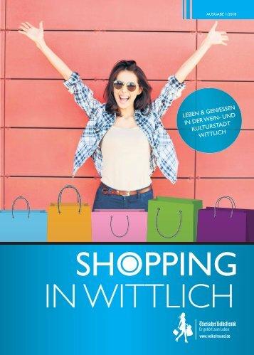 Shopping in Wittlich - Juni 2018