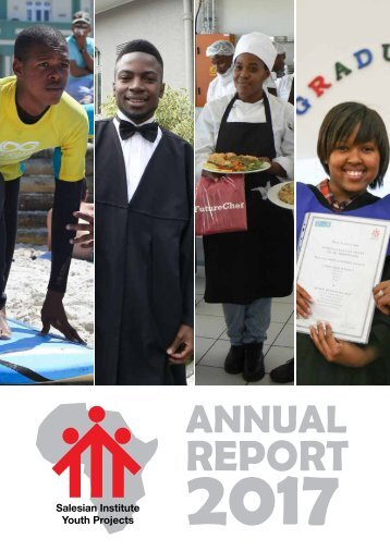 Salesian Youth Projects 2017 Annual Report