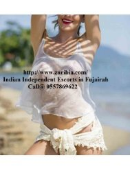 @0557869622 Indian Call Girls In Fujairah, Independent Indian escort girls in Fujairah UAE