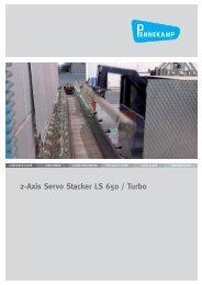 2-Axis Servo Stacker LS 650 / Turbo - Home - Ernst Pennekamp ...