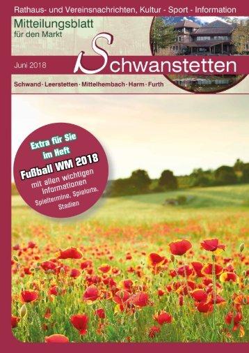 Schwanstetten - Juni 2018