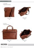 Bossi International Mens Leather Bags Catalogue 2018 - Page 6