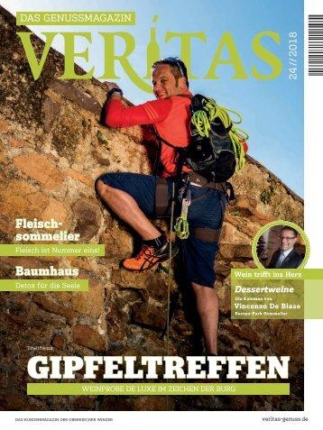VERITAS - Das Genussmagazin / Ausgabe - 24-2018