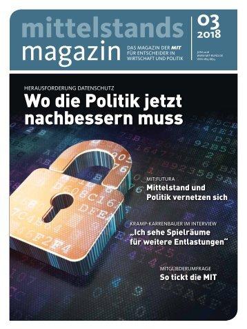 Mittelstandsmagazin 03-2018