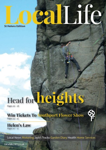 Local Life - St Helens - July 2018