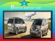 Boston Logan Cab Services