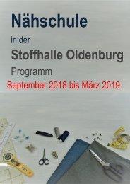 Programm September 18 - März 19