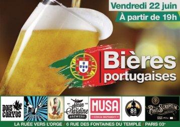 livret portugal