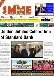 SMME NEWS - JUNE 2018 ISSUE