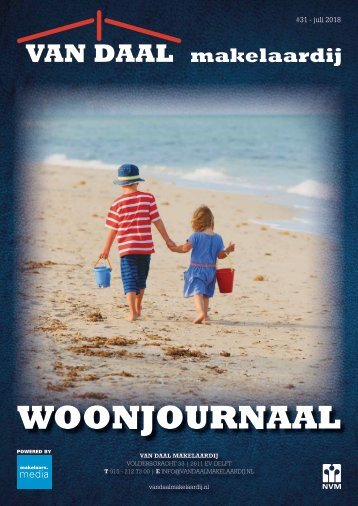 Van Daal Woonjournaal #31, juli 2018