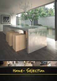 Home Selection Broschüre