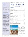 Turks & Caicos Islands Real Estate Summer/Fall 2018 - Page 4