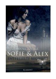 Sofie und Alex von Anna Loyelle