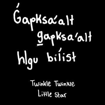 p4 TWINKLE twinkle little star