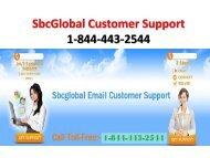 SbcGlobal Customer Support 22-06-PPT