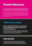 Gyulai Vár Jazz Fesztival brossúra - Page 2