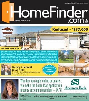 June 24, 2018 Homefinder