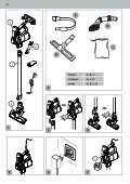 Dirt Devil Dirt Devil Cordless handheld vacuum cleaner - DD698-3 - Manual (Multilingue) - Page 4