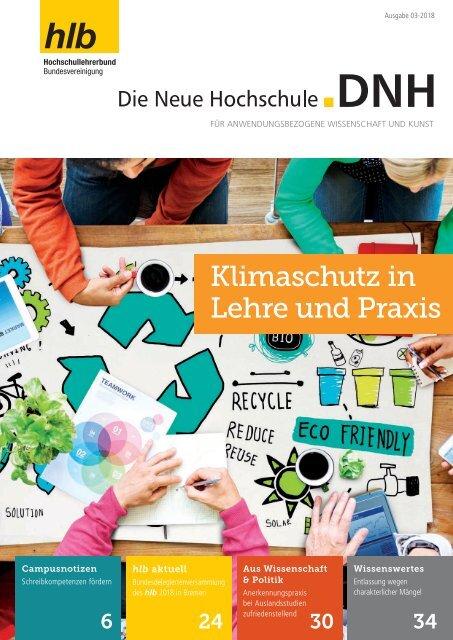 Die Neue Hochschule Heft 3/2018