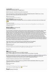 Gästebucheinträge www.subex.org