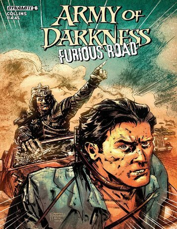 Army of Darkness Furious Road 6