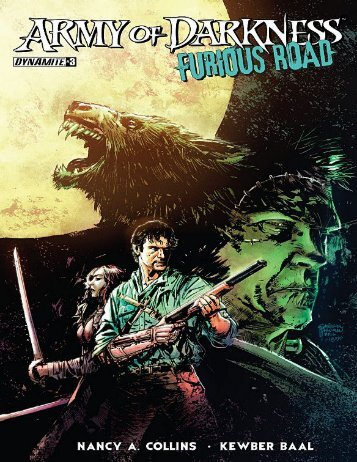 Army of Darkness Furious Road 3