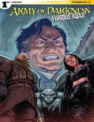 Army of Darkness Furious Road 1