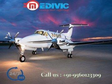 Budget Friendly Air Ambulance in Delhi by Medivic Aviation