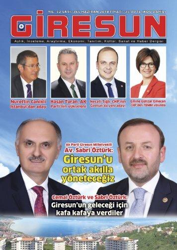 Giresun Dergisi Haziran 2018