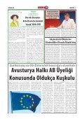 EUROPA JOURNAL - HABER AVRUPA JUNI2018 - Page 6