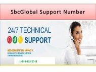 SbcGlobal Support Number (23-06)PPT (1)