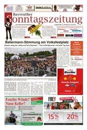 2018-06-24 Bayreuther Sonntagszeitung