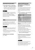 Sony CDX-GT565UV - CDX-GT565UV Mode d'emploi Espagnol - Page 7