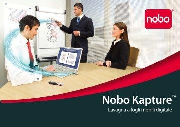 Lavagna a fogli mobili digitale - NET