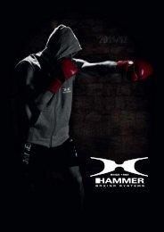 HAMMER Boxing Katalog