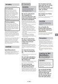 Sony KDL-32WD751 - KDL-32WD751 Mode d'emploi Slovénien - Page 3