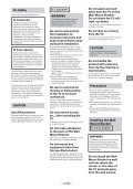 Sony KDL-32WD751 - KDL-32WD751 Mode d'emploi Ukrainien - Page 3