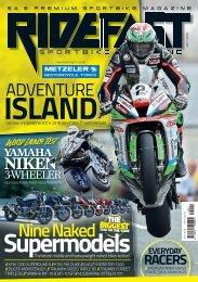 RideFast July 2018 issue