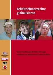 Arbeitnehmerrechte globalisieren 5 - Nord-Süd-Netz