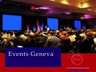 Events In geneva | Spectacle Geneve | Agenda Geneve