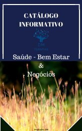Catálogo Informativo DM