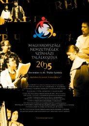 MNSZT Musorfuzet 2005 - Deutsches Theater Budapest